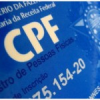 Como tirar a segunda via do CPF